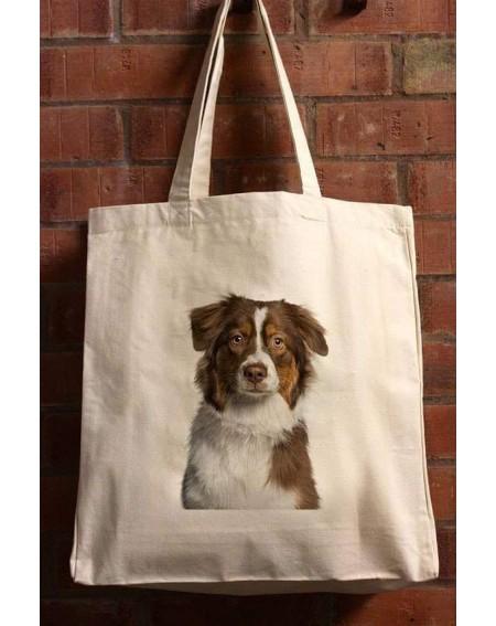 Shopper Bag con foto cane