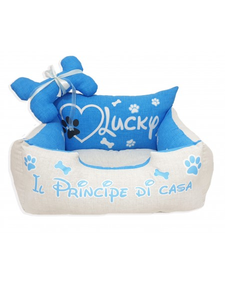 Personalized Dog Bed Disney