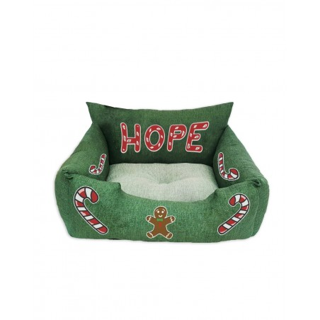 Christmas Bed for dog Candy