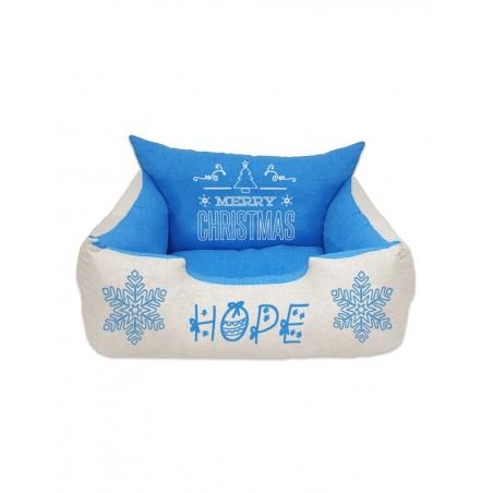 Christmas Bed for dog Frozen design