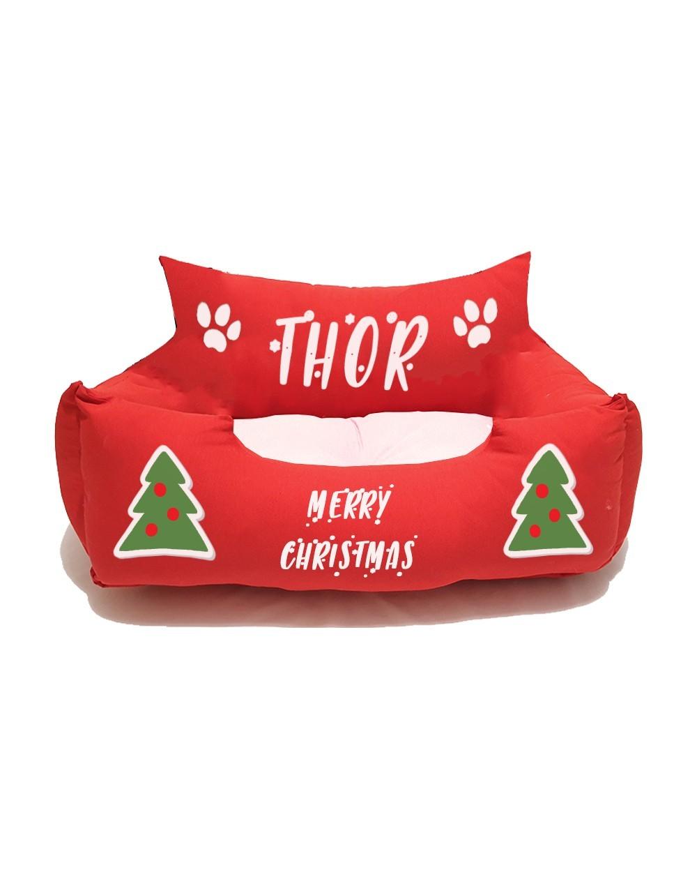 Cuccia natalizia per gatti Christamas Tree