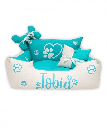 Personalized Dog Bed...