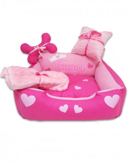 Personalized Dog Bed Roma