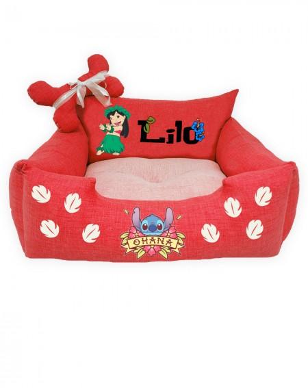 Cuccia personalizzata per cane Disney Lilo