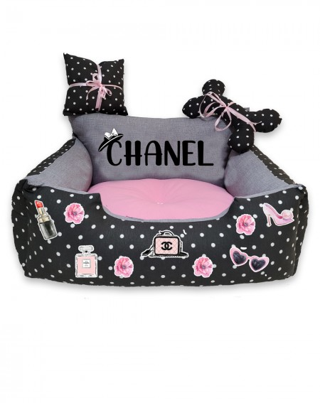 Personalized Dog Bed Cocochic