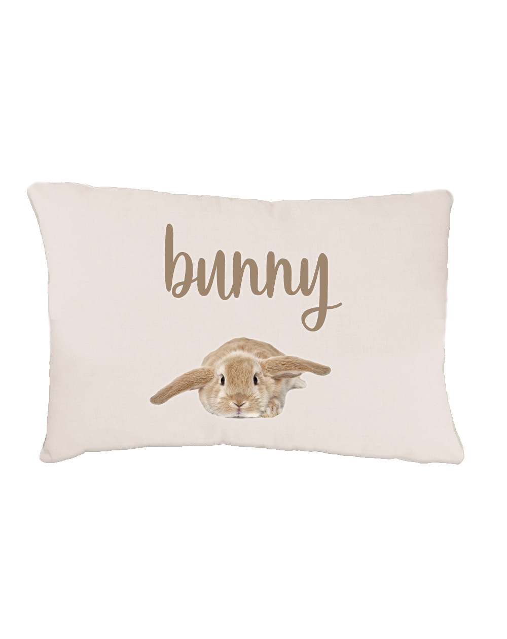 Soft bunny bed
