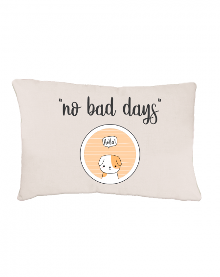Bed for Dogs personalized with text