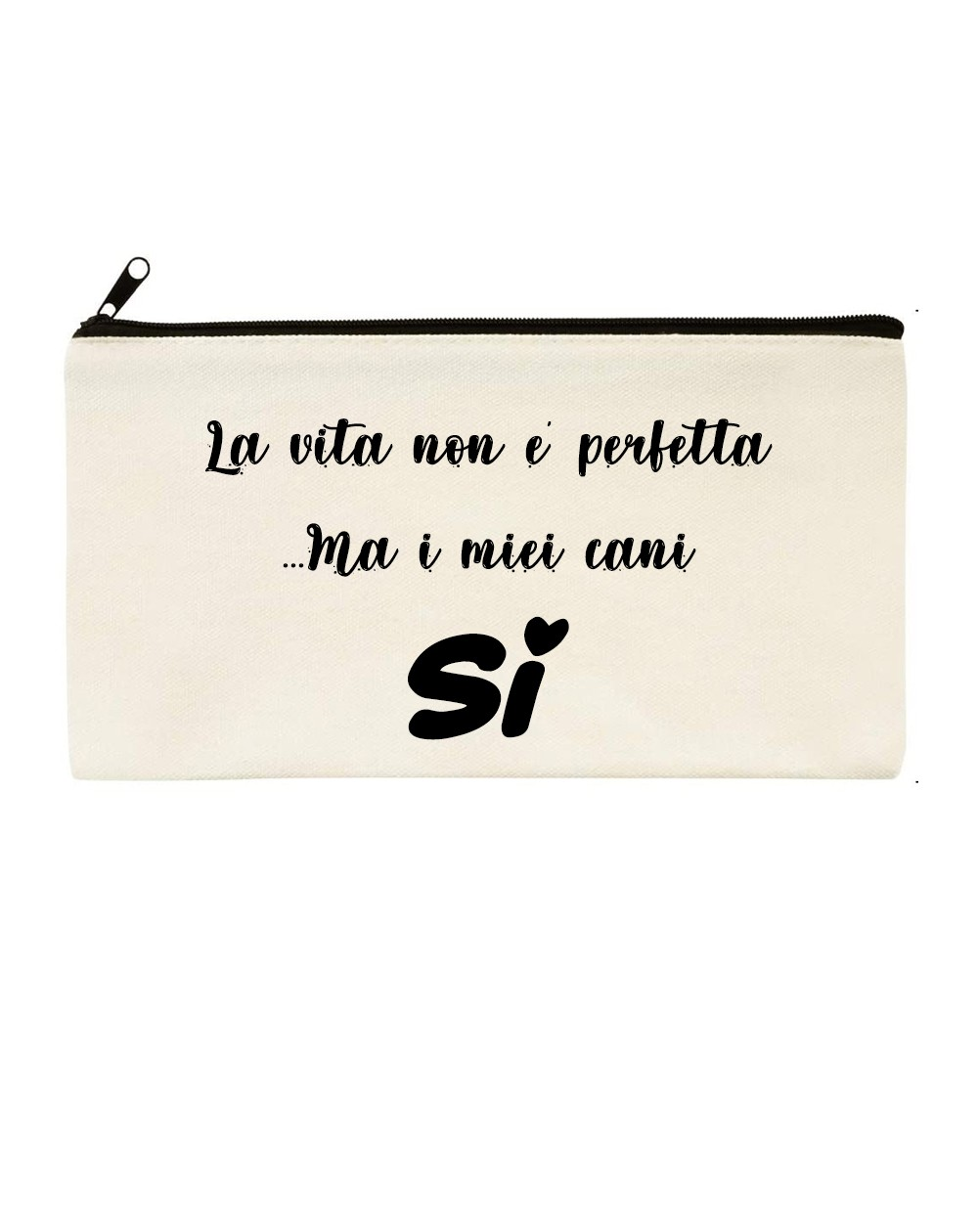 Personalized Pochette with message